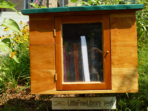 Little Free Library, Capitol Hill | by Mike Licht, NotionsCapital.com