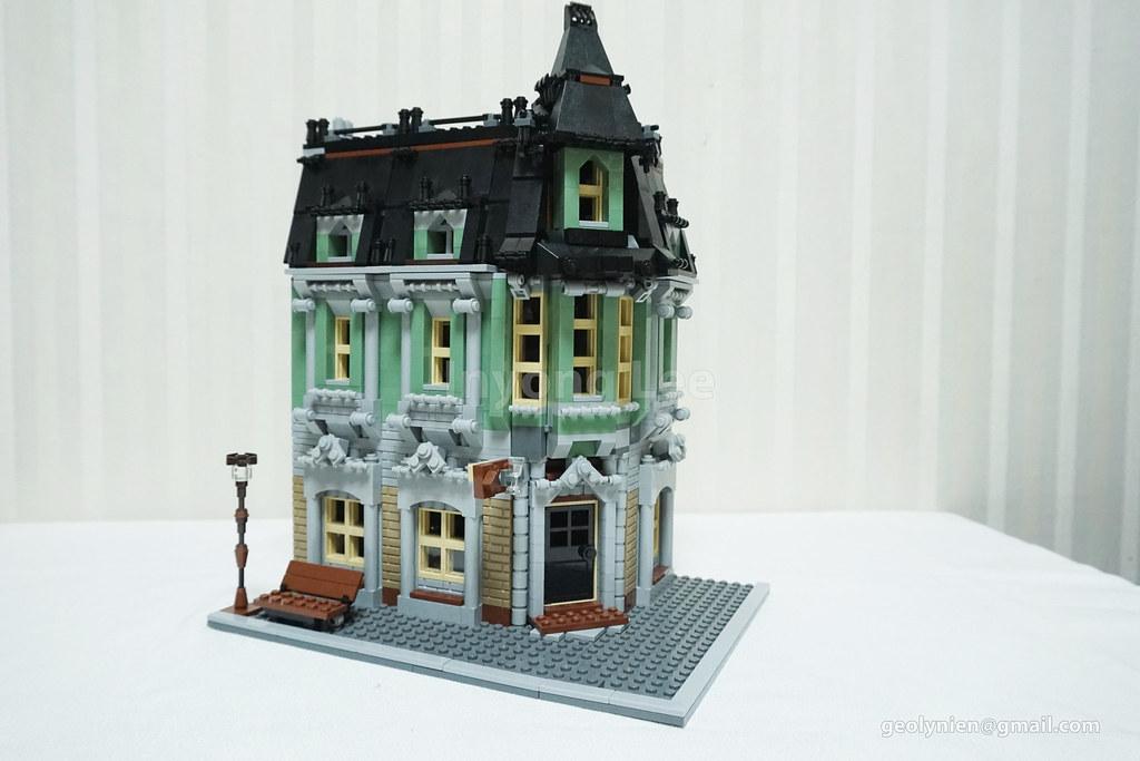 10(10228alt) | My alternate build of lego 10228 | Inyong Lee | Flickr