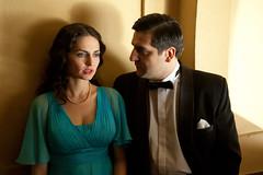 2011. január 11. 22:49 - Marozsán Erika és Csányi Sándor a Kaland c. filmben