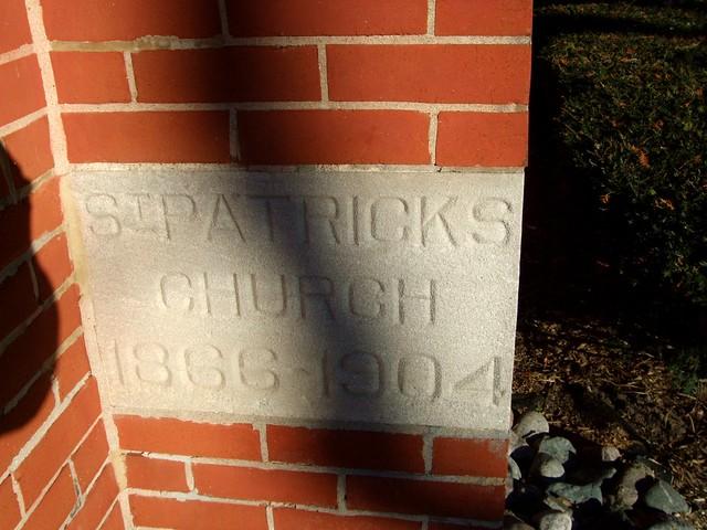 St. Patrick Catholic Church, Camp Grove, IL