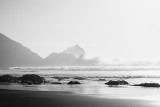 Beach and waves | by LisaW123