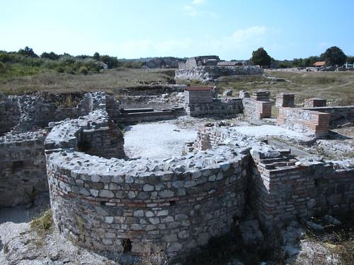 The Baths at Felix Romuliana (II)   by isawnyu