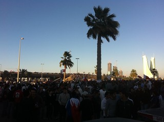 The Retaking of Pearl Roundabout | by malyousif