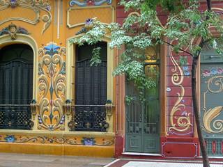 El barrio del tango