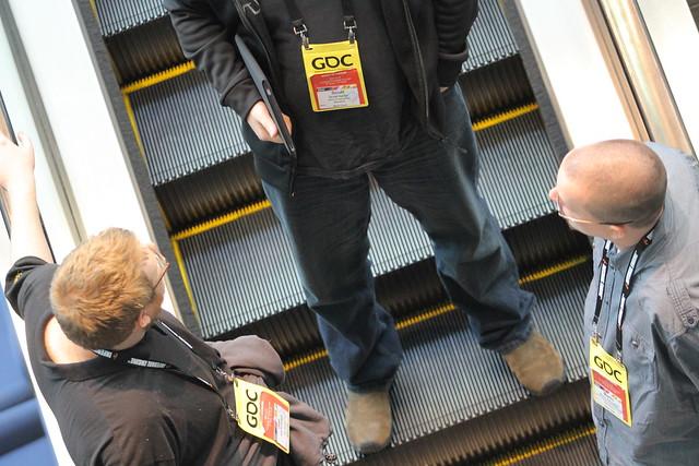 GDC 2011 - 3/4 (day 5)