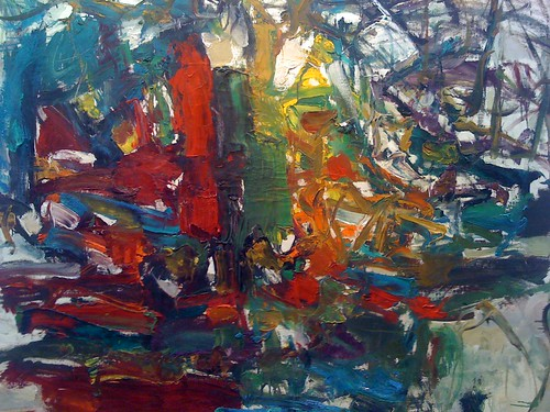 Joan Mitchell @ Lennon, Weinberg | by Sam Beebe
