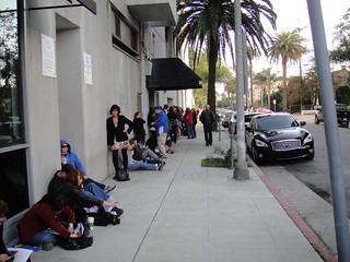 PaleyFest 2011 - Freaks and Geeks/Undeclared Reunion - the line outside | by Doug Kline