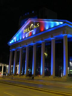 Casino Dreams de Punta Arenas   by djdiazn