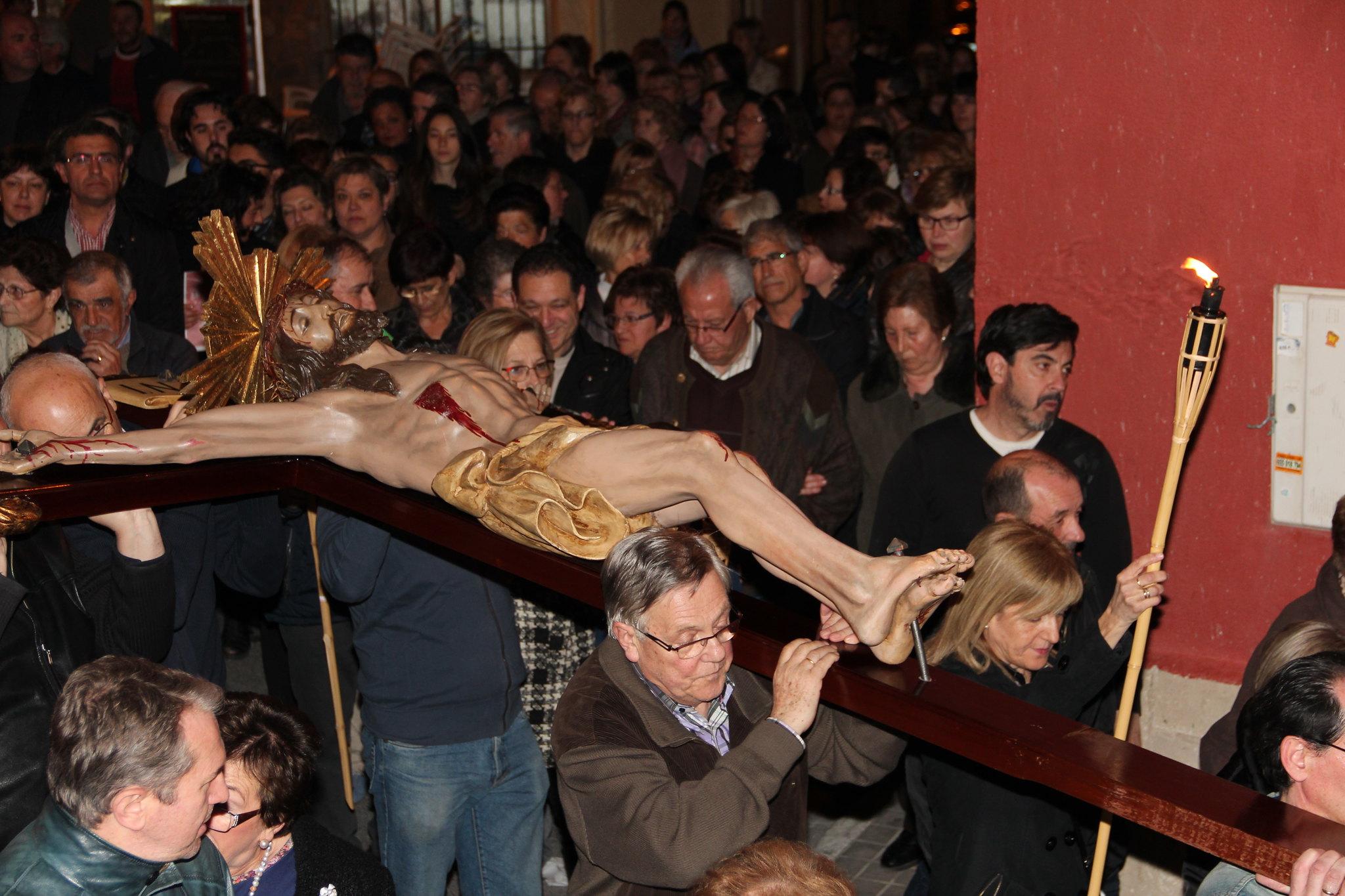 (2015-03-27) - VI Vía Crucis nocturno - Antonio José Verdú Navarro (37)
