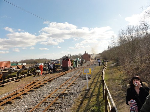 The Apedale narrow gauge   by Martyn Wright