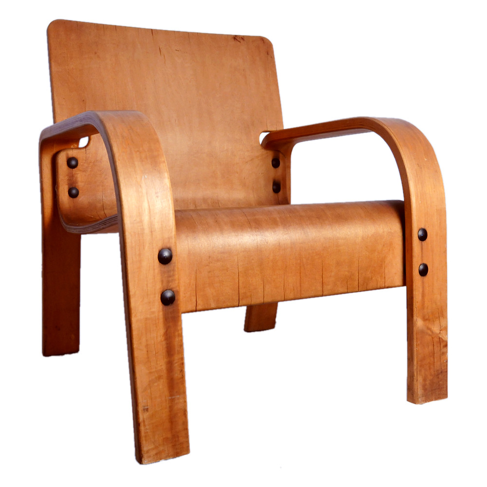 Strange Large Bentwood Molded Plywood Lounge Chair My Favorite Cha Gmtry Best Dining Table And Chair Ideas Images Gmtryco