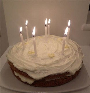carrot cake (Small)