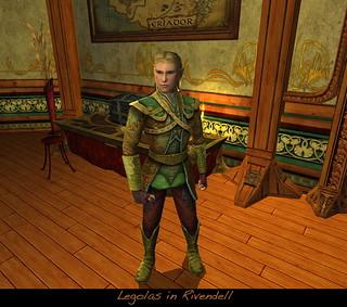 CH09. Legolas in Rivendell | Tim Dalinian Jones | Flickr