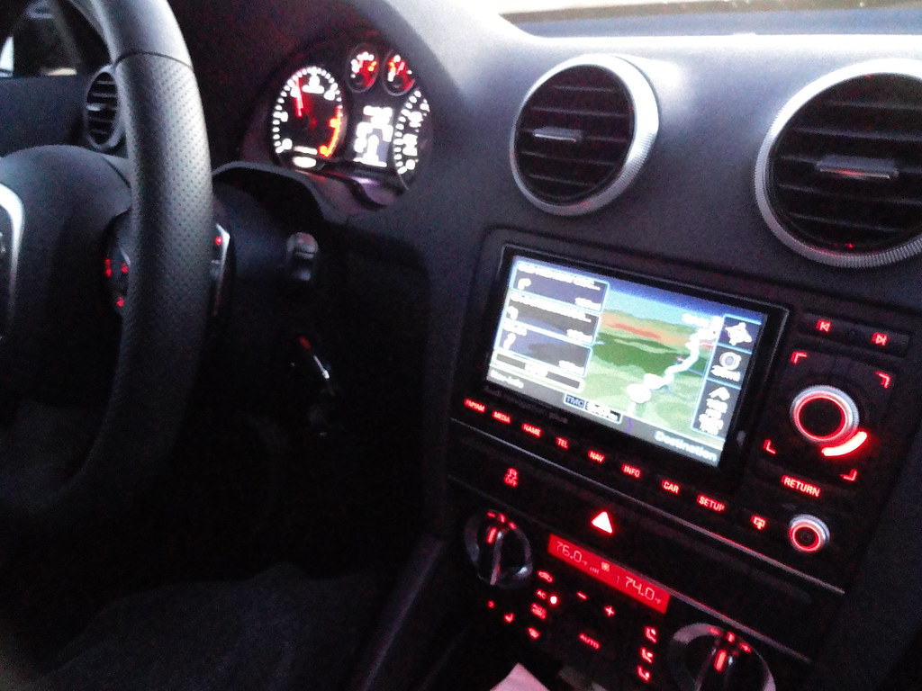 2011 Audi A3 Dashboard/MMI | Maria Palma | Flickr