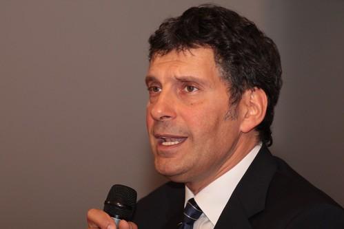 Fabrizio Frizzi all'Università del Dialogo