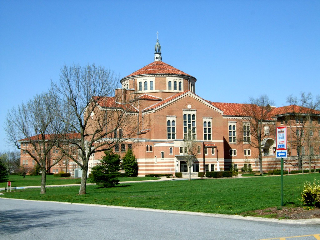 National Shrine and Basilica of St. Elizabeth Ann Seton_Daughters of Charity Motherhouse, Emmitsburg, MD
