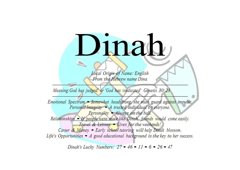 dinah_001 | Dinah,Dina Posted On April 19th 2011 By kwon  Un