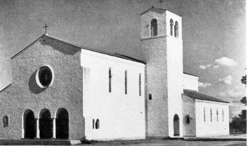 Rhodesia (now Zimbabwe), Plumtree School Chapel