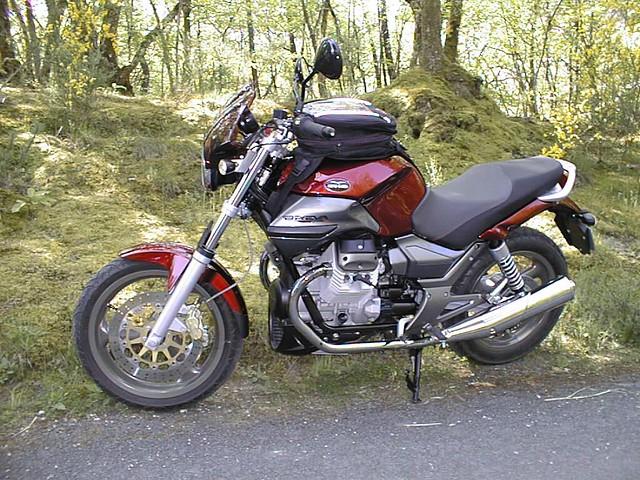 2003 Moto Guzzi Breva 750ie