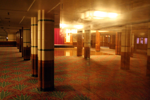 Queen Mary - Former Second-Class Lounge (Now Brittania Room) | by Miss Shari
