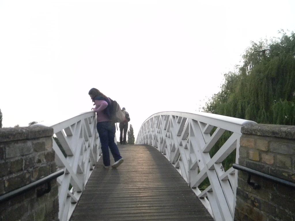 Chinese Bridge Not a game . Huntingdon Circular.