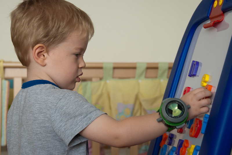 Easel from Mommy & Daddy