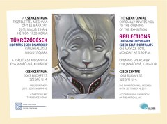 2011. május 18. 12:09 - Tükröződések - kortárs cseh önarckép