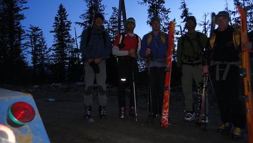 Tue, 2011-05-24 09:59 - 4AM start