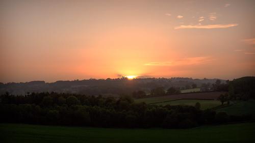 sunset hereford bromyard