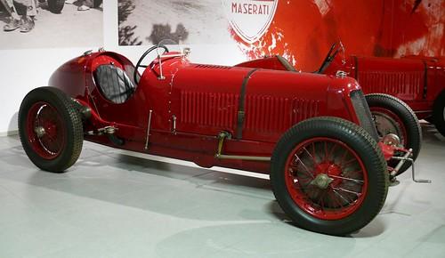 Maserati 8CM Monoposto 1933 Grand Prix Car red vr | stkone - thx for 30 Milion views! | Flickr