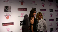 at the Premiere of Cougars Inc. IMG_7928
