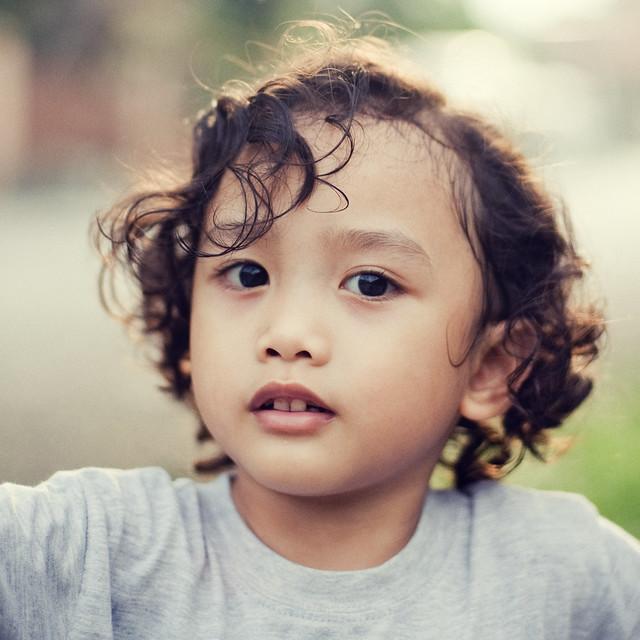 Portrait of HaiQal
