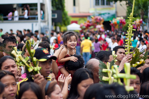 Palm Sunday at the Basilica del Santo Niño | by dbgg1979
