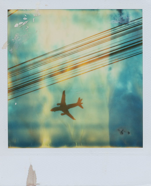 plane / wires