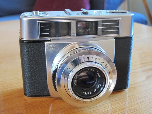 Zeiss Ikon Contessa LK | by Jim Grey