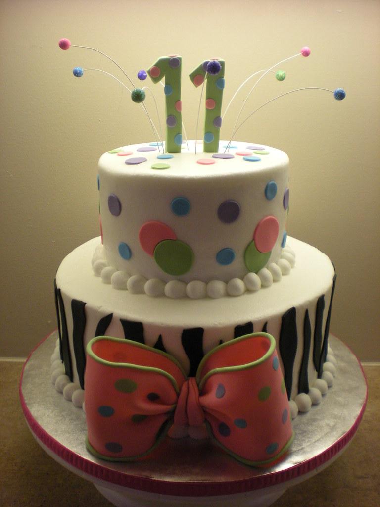 Awesome 11 Year Old Cake Karla T Flickr Funny Birthday Cards Online Elaedamsfinfo