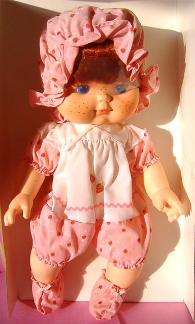 Strawberry Shortcake Baby Blow Kisses #2