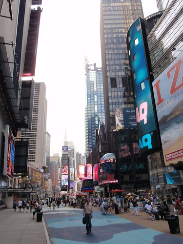 Times Square | by reinholdbehringer