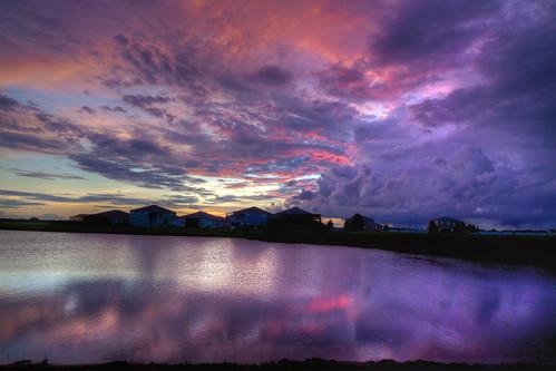 sunset sunrise florida cloudscapes