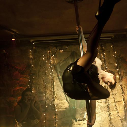 Burlesque Strip-Tease Battle (57) - 27Nov10, Paris (France