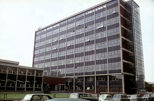 John Dalton College of Technology, c. 1966   by MMU Visual Resources