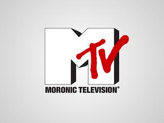 Moronic Television | by Viktor Hertz