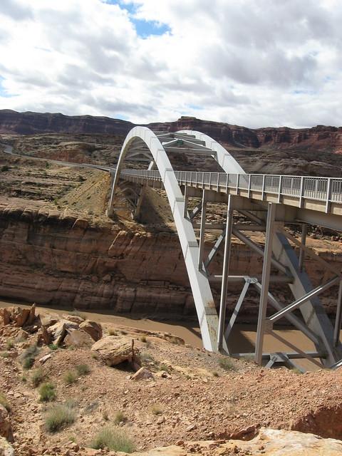 Bridge over Colorado River