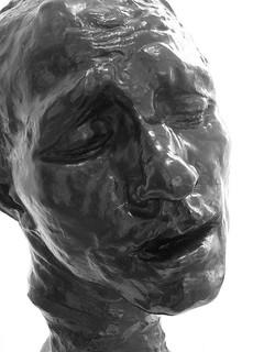 Monumental Head of Pierre de Wissant 2   by David Hoffman '41