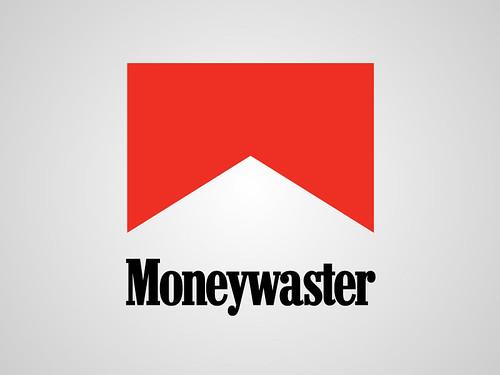Moneywaster | by Viktor Hertz