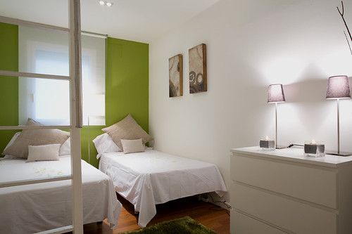 Bedroom - Apartment for sale Barcelona - Spain | by lucasfoxbcn
