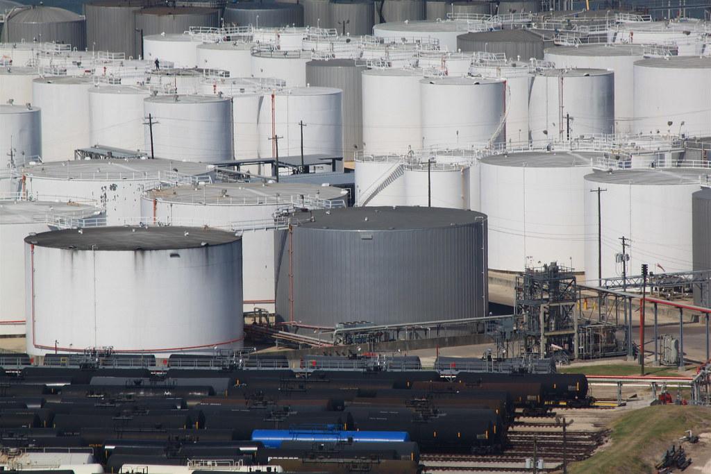 Ic Free Shipping >> Vopak tank farm, Houston Ship Channel | From San Jacinto ...