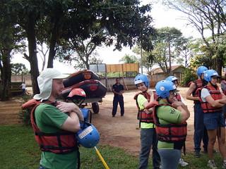 Rafting no Guartelá