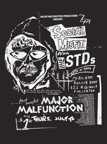 Punkshow by Major Malfunction | by MajorMalfunc
