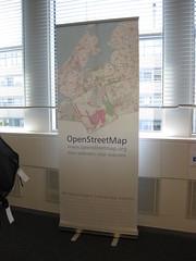 Open Street Map banner